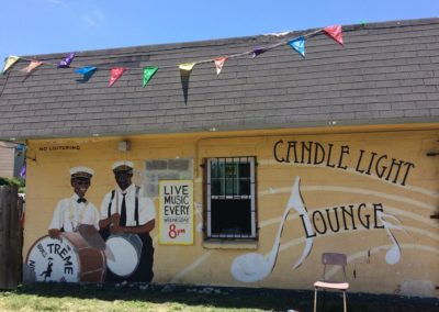 candle light lounge