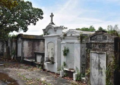 Lafayette-Cemetery